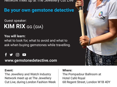 Jewellers' Networking Event