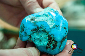 Turquoise or Bacamite, is the question.j