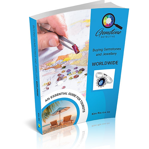 Gemstone Detective: Buying Gemstones & Jewellery Worldwide