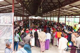 Gemstone Market in Mogok, Myanmar 2019.j