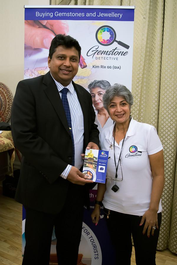 Sri Lanka book | Gemstonedetective.com