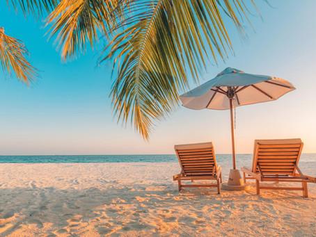 Beach holiday overdue?