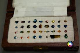Parti-sapphires found in Rubyvale in Aus