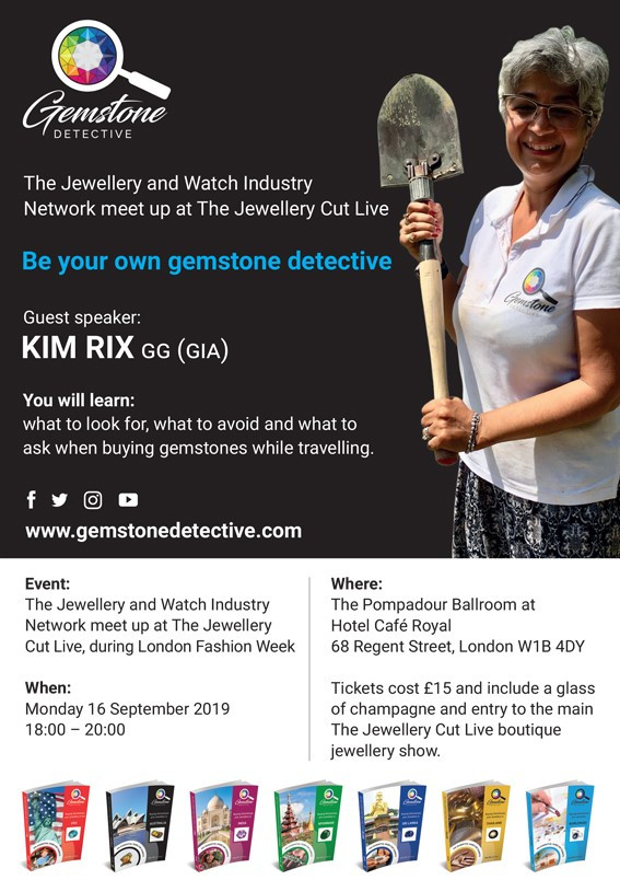 Jewellers' Networking Event | www.gemstonedetective.com