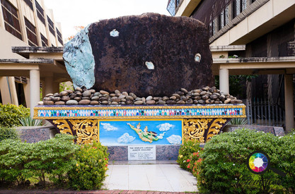 The largest Jade boulder in the world, M
