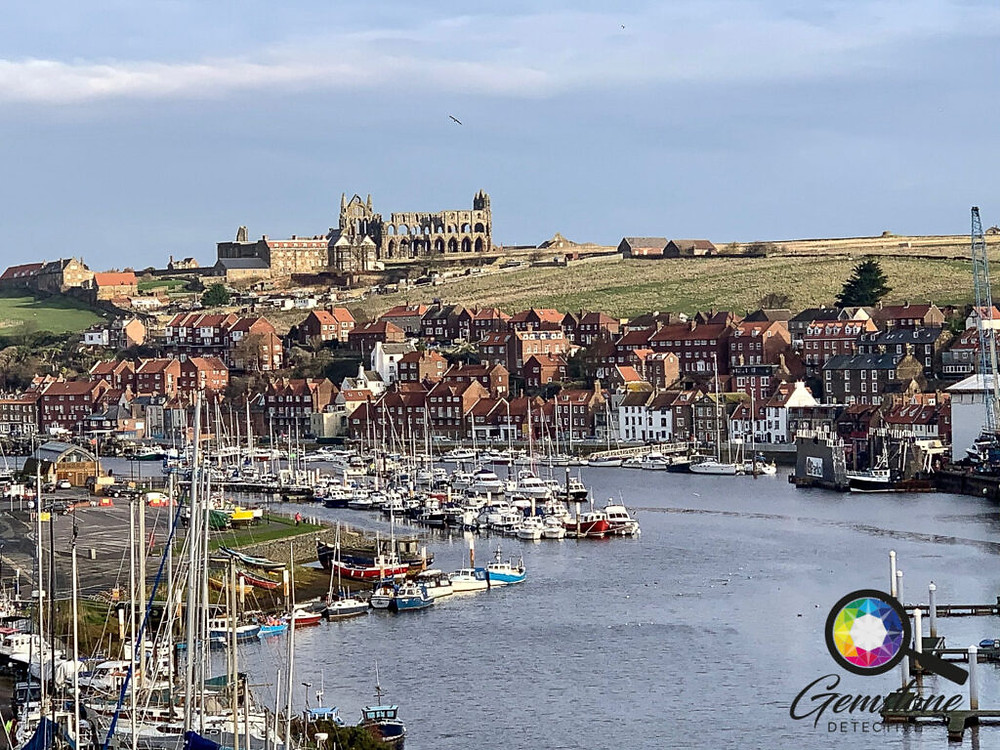 Whitby North Yorkshire | www.gemstonedetective.com