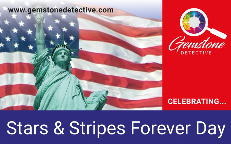 Gemstones in the USA | www.gemstonedetective.com