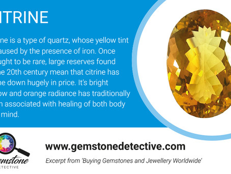 Could living with these 5 gemstones for optimism help you feel more positive about this year?