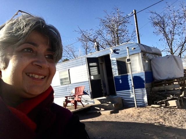 2019 highlights stayed in Retro-caravan   www.gemstonedetective.com