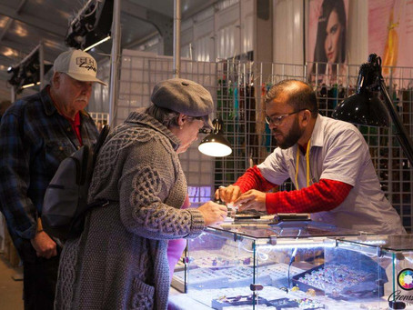 5 Top Tips to buying at Gem Shows
