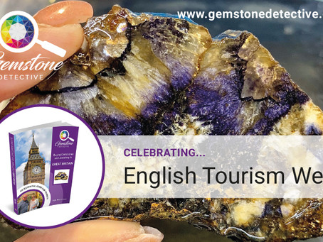 Great British family activities for mini rockhounds and gemstone enthusiasts