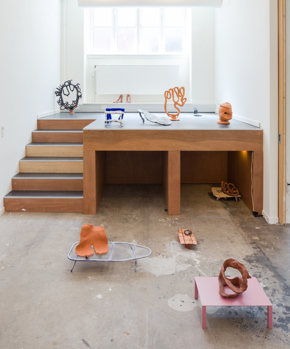 Art Week Copenhagen 2019 Open Studio at Bikuben Art Programme Photo by Mikkel Keldahl