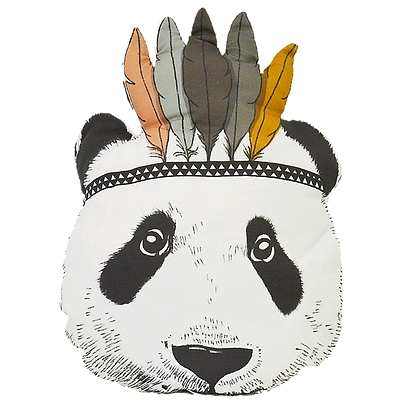 Pernă panda