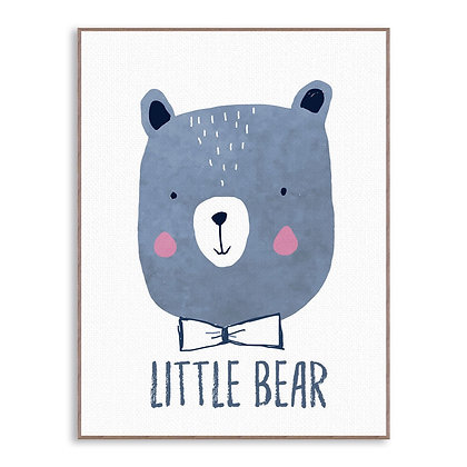 POSTER LITTLE BEAR