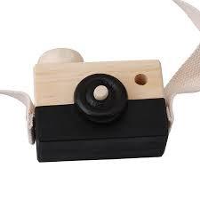 Camera foto lemn