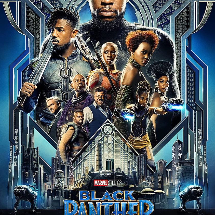 Black Panther - 9pm Showtime