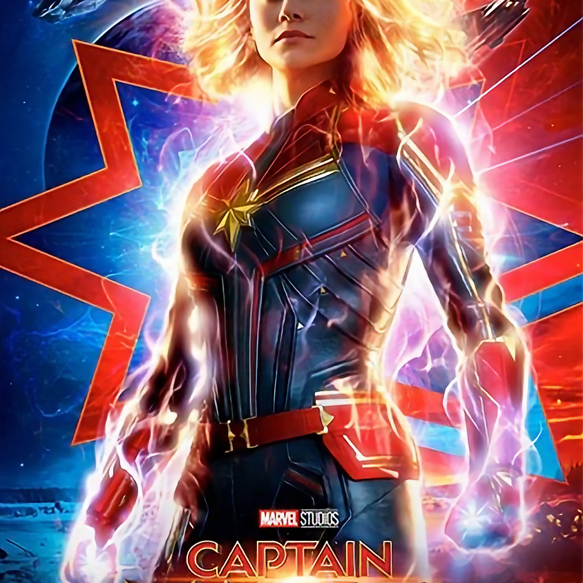 Captain Marvel - 9pm Showtime