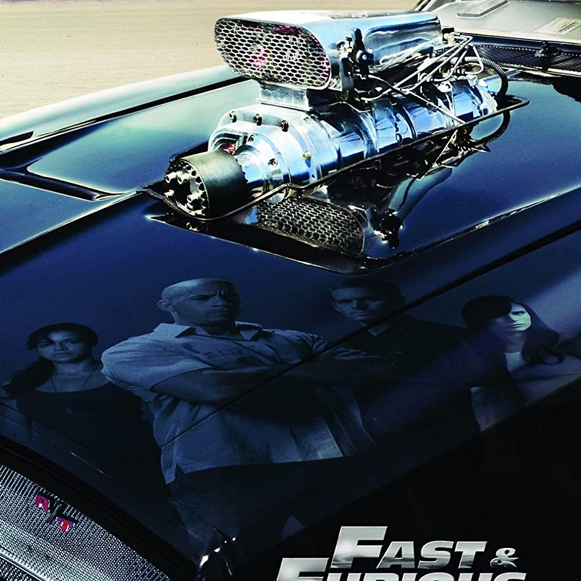 Fast & Furious - 11:45pm Showtime
