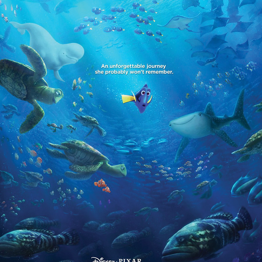 Finding Dory - 6:30pm Showtime