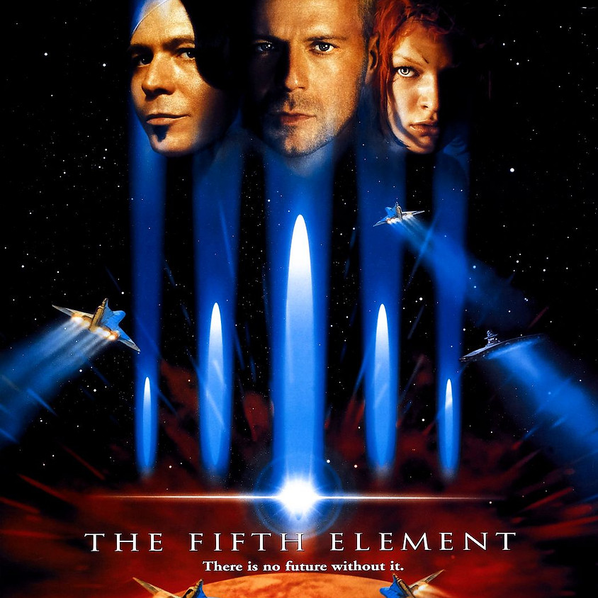 The Fifth Element - 9:30pm Showtime
