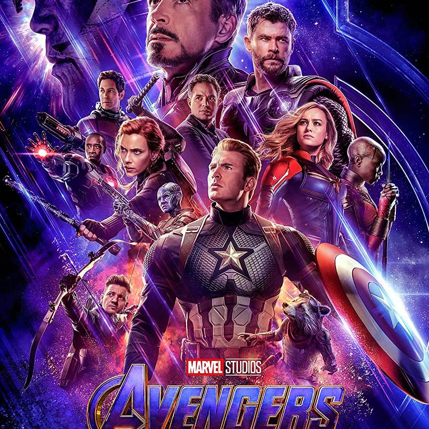 Avengers Endgame - 9:40pm Showtime