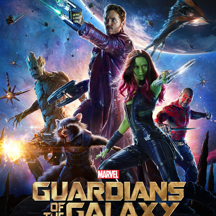Guardians of the Galaxy Vol 1 & 2