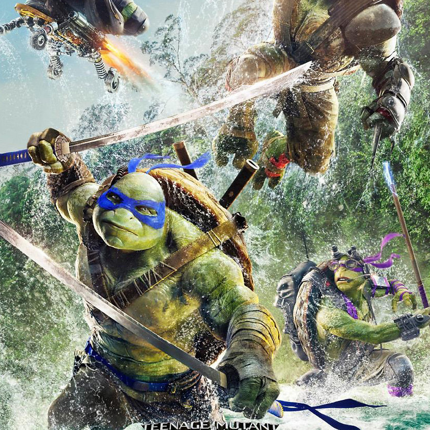 Teenage Mutant Ninja Turtles - 9pm Showtime