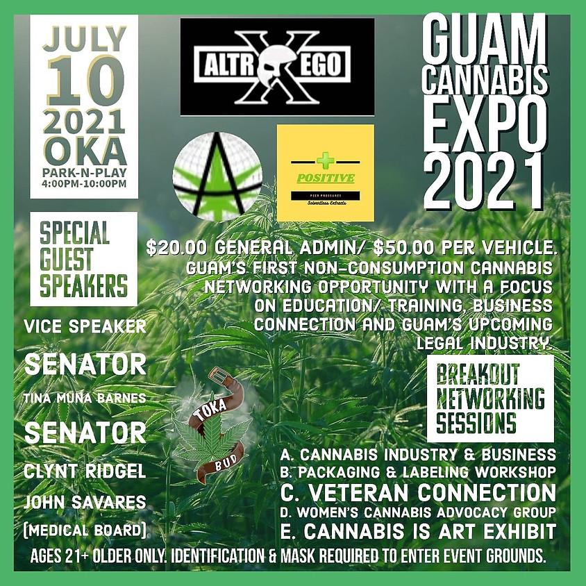 Guam Cannabis Expo 2021