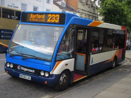 Improvements to local bus services is good news for residents