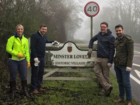 Local team help show the right direction