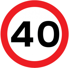 New speed limit for Church Road in Long Hanborough