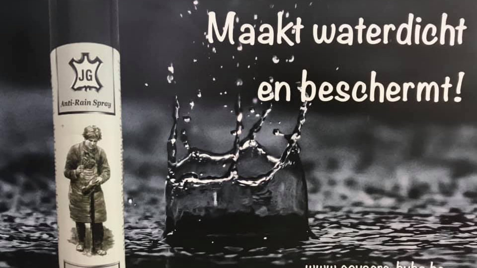 Anti-rainspray