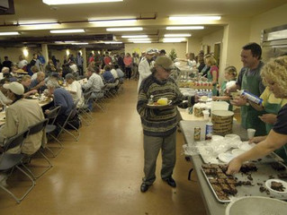 Why The Discipleship Center Instead Of The Homeless Shelter?