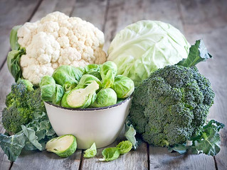 Benefits of Cruciferous Vegetables