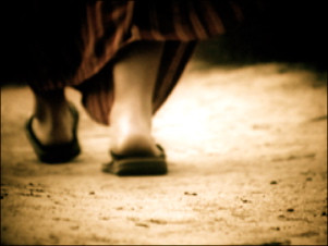 Shake The Dust Off Your Feet - Directions From Jesus