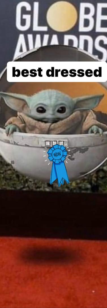 America's Sweetheart Baby Yoda