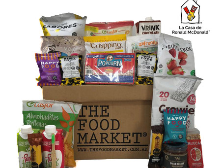 The Food Market y La Casa de Ronald McDonald se unen para hacer un Día del Niño especial