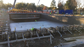 New Lockhart Pool Concreting its Way into Community