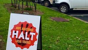 HALT Helping Local Tradies