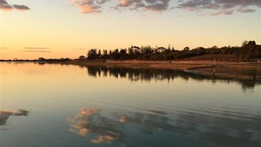 Ouyen Lake Open After 20 Years