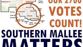 Southern Mallee Matters Makes their Mark