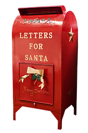 Father christmas ready to read your letters flowfm as father christmas and his elves are busy in the north pole preparing for their big night on december 25 australia post are encouraging children to post spiritdancerdesigns Image collections