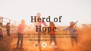 Herd of Hope Helping Country Communities