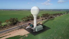 Rainbow Region Home to New Wimmera Weather Radar