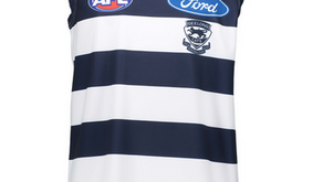 Congrats to our Footy Guernsey Winner!