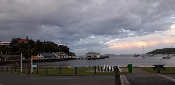 Hafen von Oban/Stewart Island