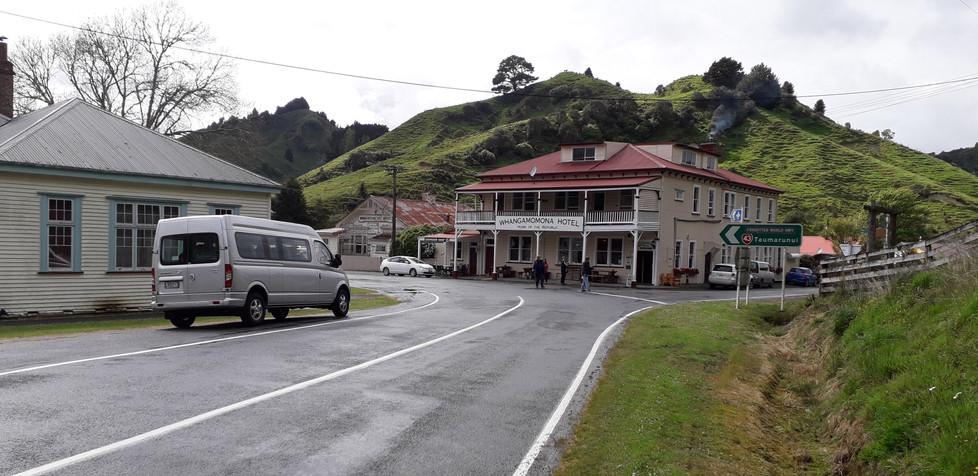 Im Zentrum der Republik von Whangamomona