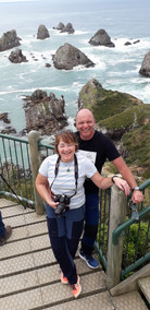 am Nugget Point