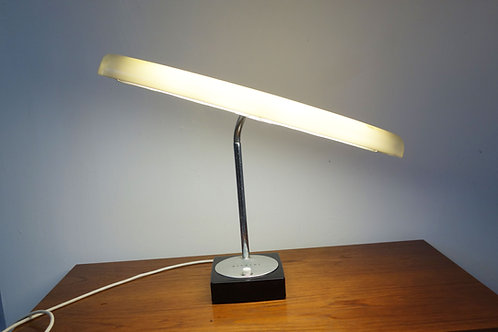 Hitachi 1960's Moon Desk Lamp