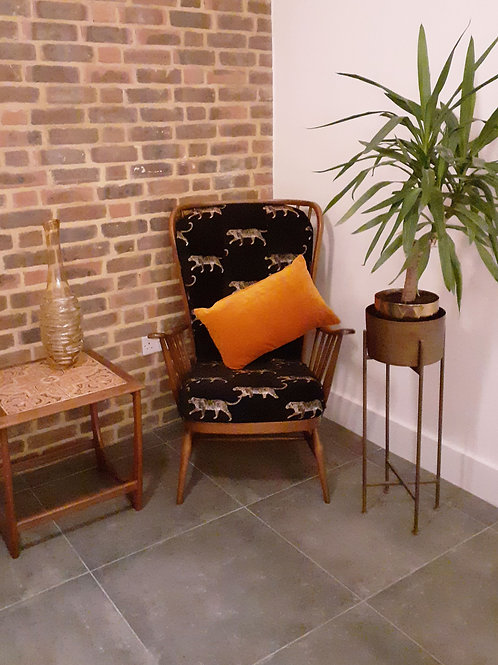 Vintage Ercol Evergreen Armchair